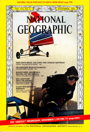 National Geographic November 1967-0