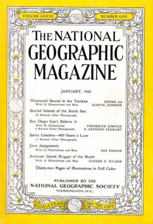National Geographic January 1942-0