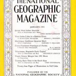 National Geographic January 1941-0