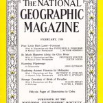 National Geographic February 1950-0