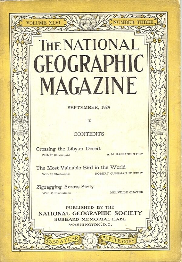 National Geographic September 1924-0