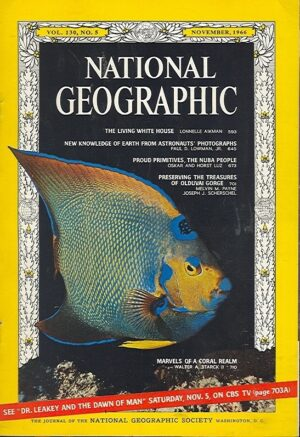 National Geographic November 1966-0