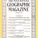 National Geographic August 1925-0
