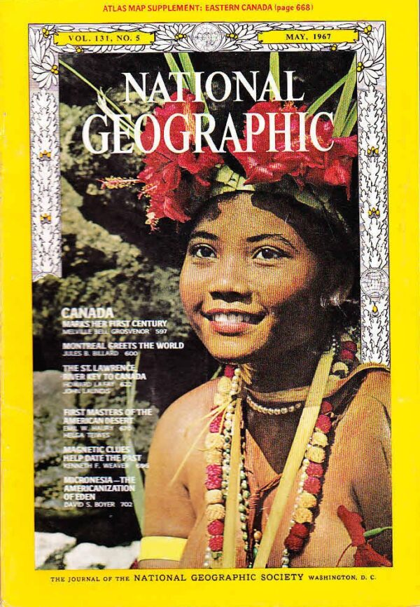 National Geographic May 1967-0