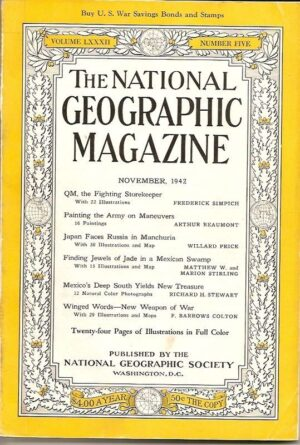 National Geographic November 1942-0