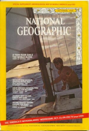 National Geographic October 1968-0