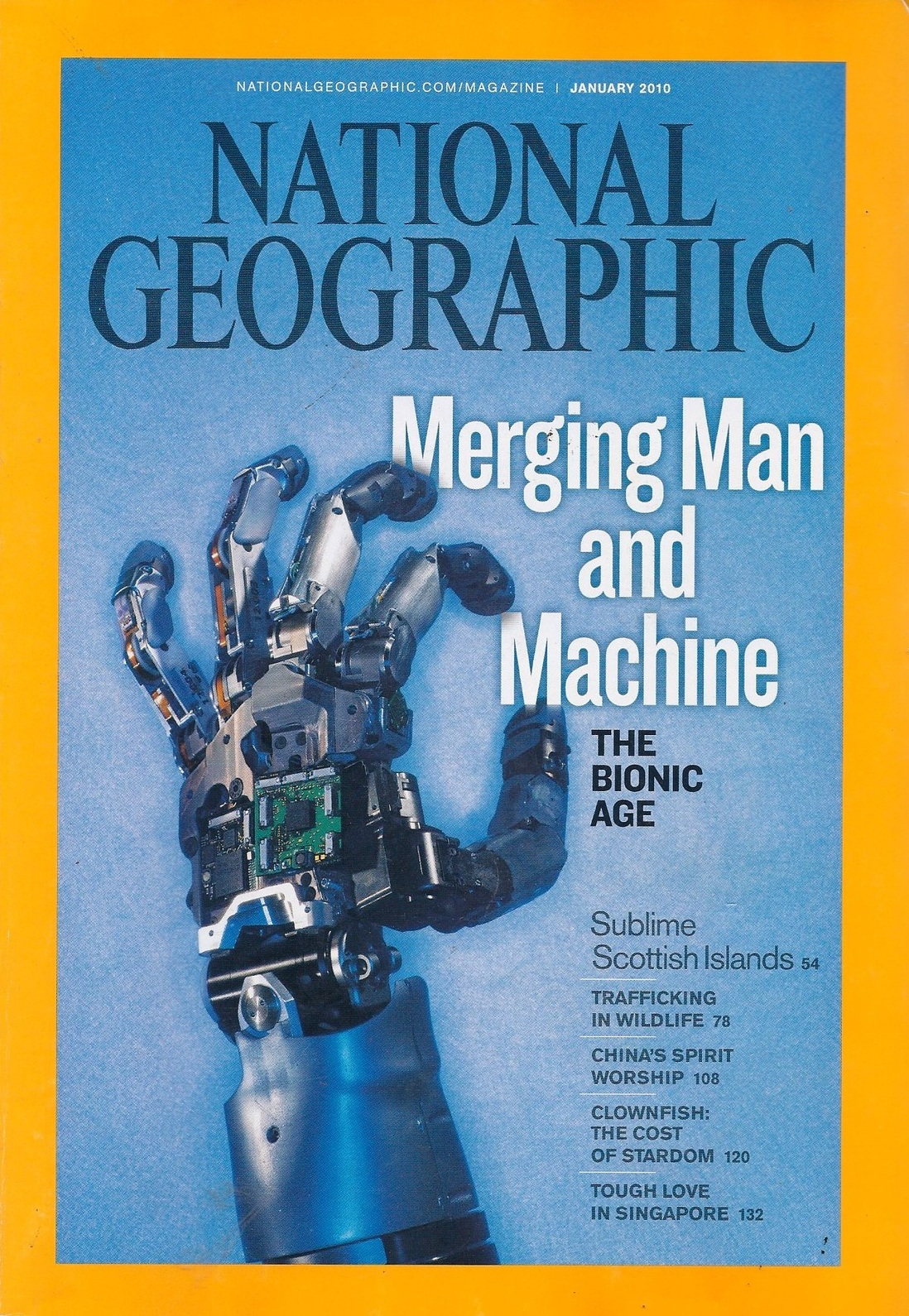 National Geographic January 2010-0