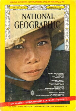 National Geographic February 1967-0
