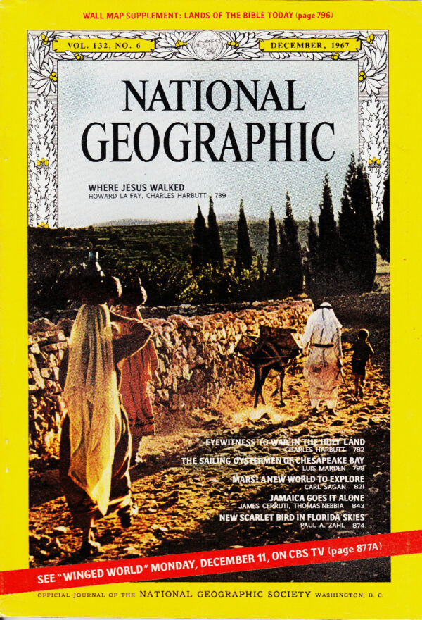 National Geographic December 1967-0