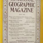 National Geographic July 1952-0
