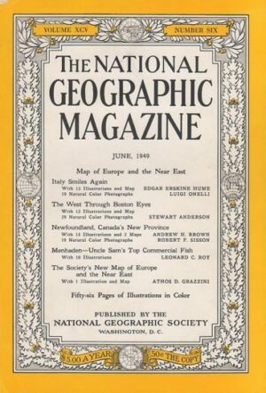 National Geographic June 1949-0