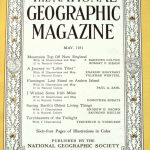 National Geographic May 1951-0