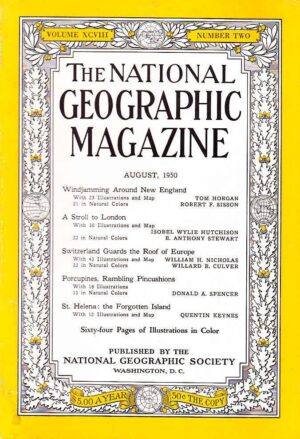 National Geographic August 1950-0