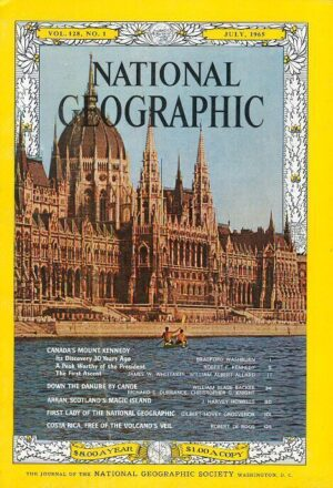 National Geographic July 1965-0