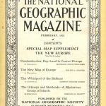National Geographic February 1921-0