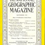 National Geographic September 1945-0
