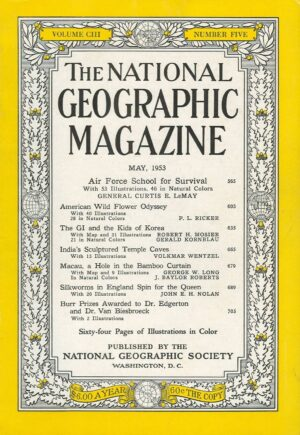 National Geographic May 1953-0
