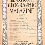 National Geographic May 1910-0