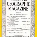 National Geographic July 1946-0