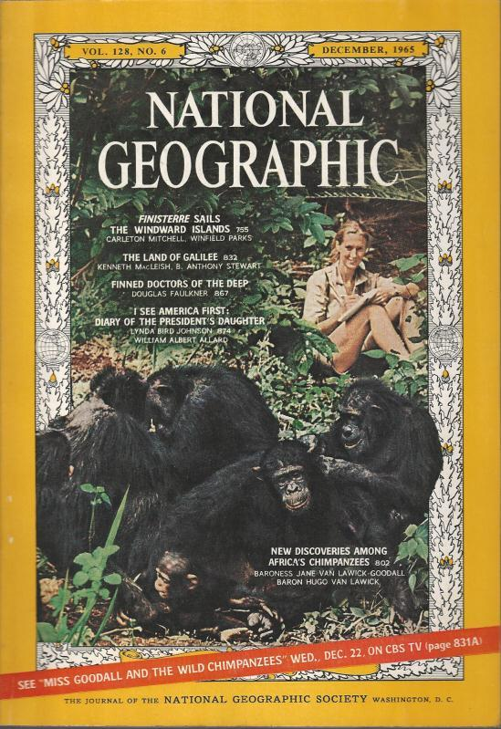 National Geographic December 1965-0