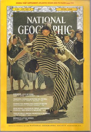 National Geographic June 1968-0