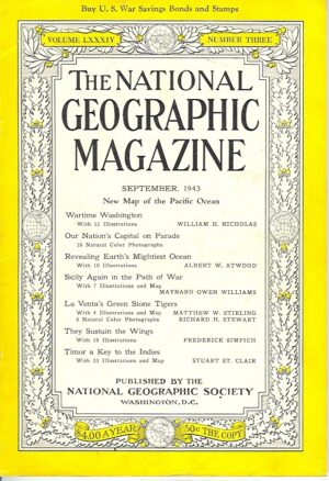 National Geographic September 1943-0