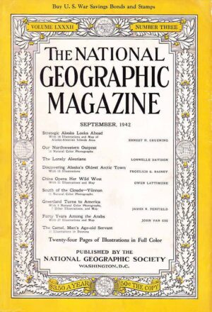 National Geographic September 1942-0