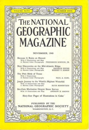National Geographic November 1949-0