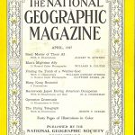 National Geographic April 1947-0