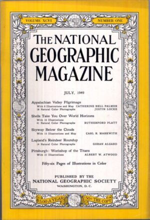 National Geographic July 1949-0