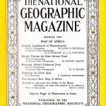 National Geographic March 1950-0