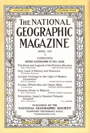 National Geographic April 1924-0