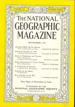 National Geographic September 1946-0