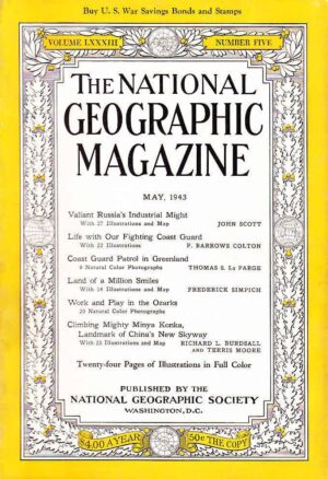 National Geographic May 1943-0