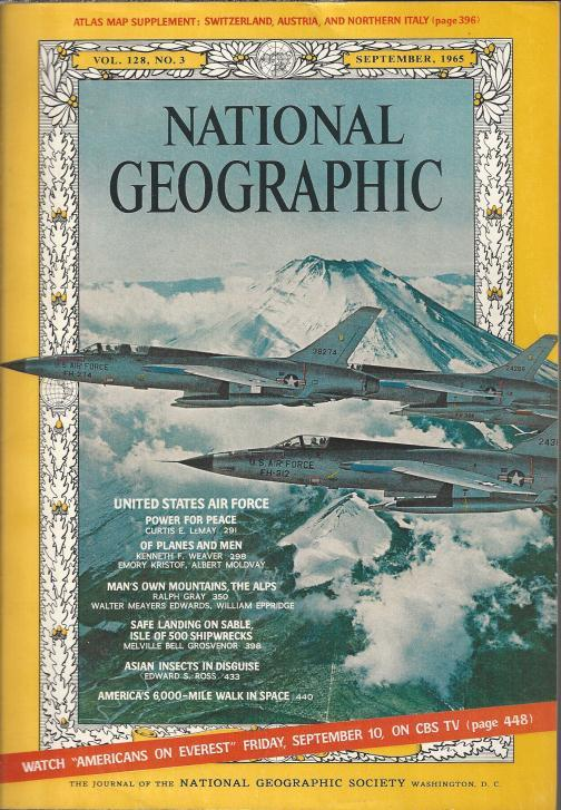 National Geographic September 1965-0
