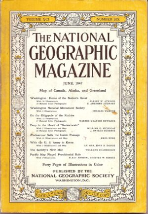 National Geographic February 1947-0