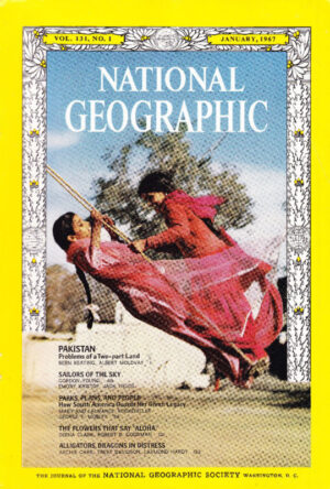 National Geographic January 1967-0