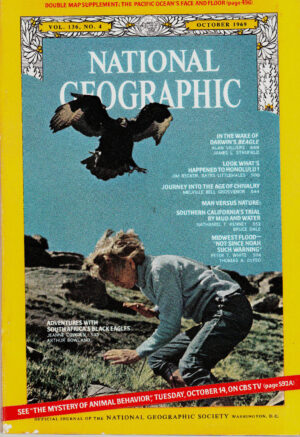 National Geographic October 1969-0