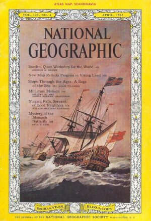 National Geographic April 1963-0