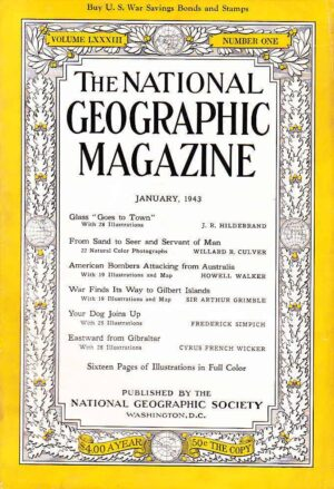 National Geographic January 1943-0