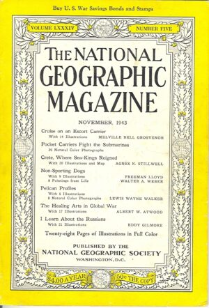 National Geographic November 1943-0