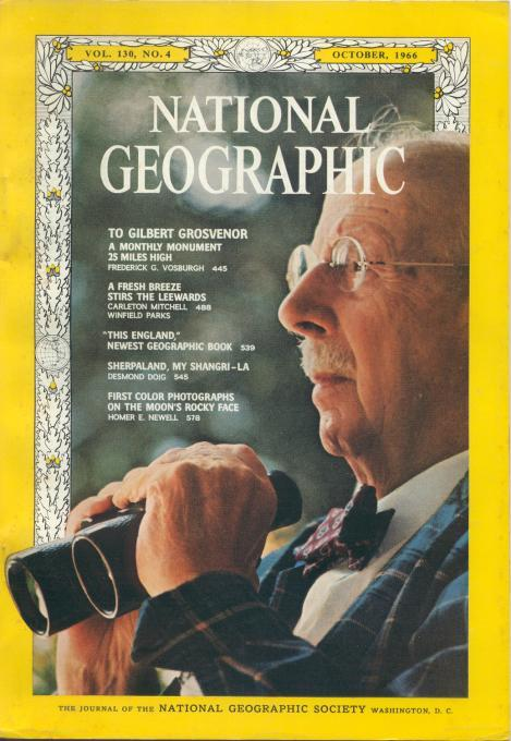 National Geographic October 1966-0