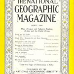 National Geographic April 1944-0