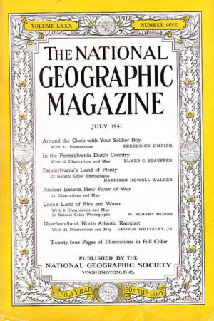 National Geographic July 1941-0