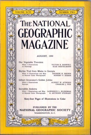 National Geographic August 1949-0