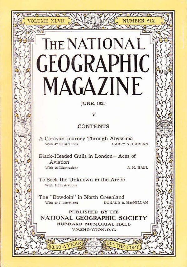 National Geographic June 1925-0