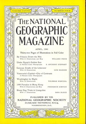 National Geographic April 1940-0