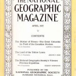National Geographic April 1925-0