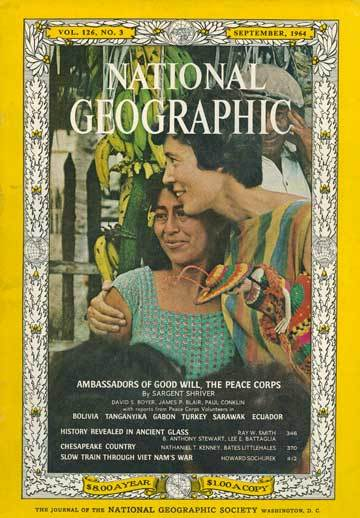 National Geographic September 1964-0