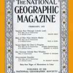 National Geographic February 1952-0